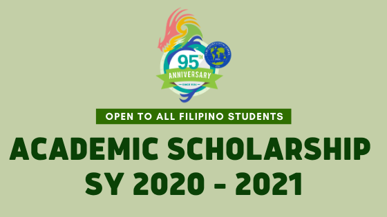 Academic Scholarship Now Open for SY 2020-21