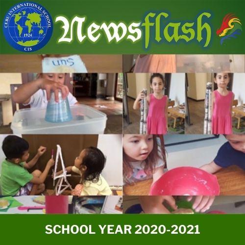 Newsflash: April 16, 2021