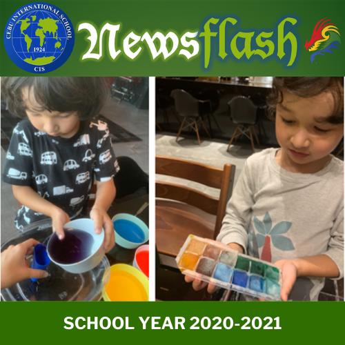 Newsflash: April 30, 2021