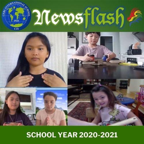 Newsflash: May 7, 2021
