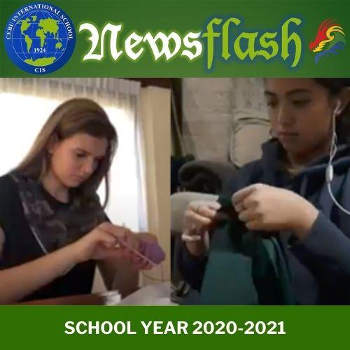 Newsflash: May 14, 2021