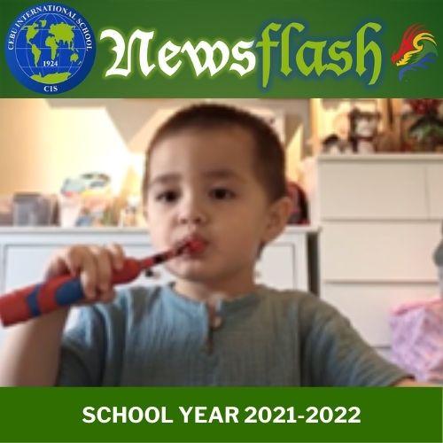 Newsflash: September 3, 2021